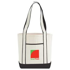 10 oz. Cotton Canvas Top Sail Boat Tote