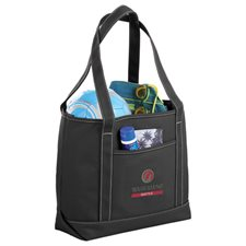18 oz. Color Cotton Canvas Boat Tote
