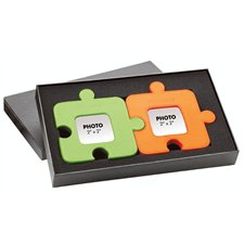 Colorplay Puzzle Photo Frame Set