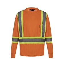 Lookout - Long Sleeve High Vis T-Shirt