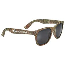 Camouflage Sun Ray Sunglasses
