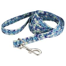 "Full Color 3 / 4"" Wide Premium Pet Leash"